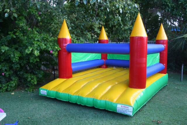 Abc Party Box Jumping Castle 120 Catering Gumtree