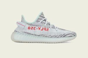 DS Yeezy Boost 350 V2 Blue Tint size 8.5