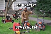 GRASS CUTTING/ LAWN MOWING/FALL CLEAN UP 587921624
