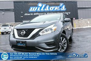 2016 Nissan Murano S - Navigation, Heated Seats, Bluetooth, Push