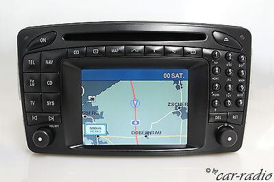 Mercedes Comand 2.0 E/Head Unit W203 C-Klasse Original Navigationssystem 2-DIN online kaufen