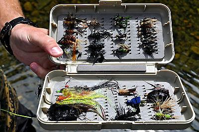 Spezielle Köder fürs Fliegenfischen (Project Healing Waters Fly Fishing - Northern VA (CC BY-ND 2.0))