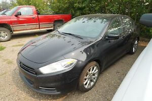 2013 Dodge Dart SXT/Rallye Car - Manual AUX Input