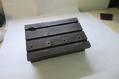 15x10 Adjustable Angle Plate Tilting Work Table 45 Degree