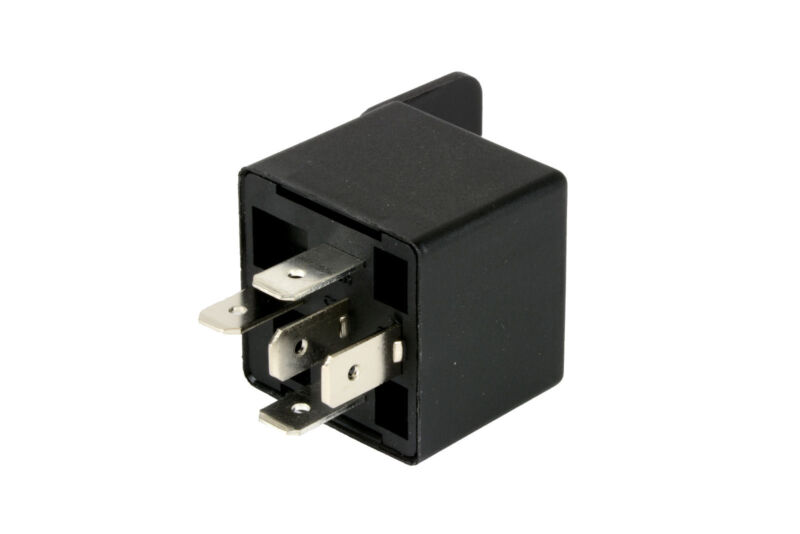 100 LOT TEMCo 6V 30 Amp Bosch Style S Relay with Harness Socket SPDT Automotive