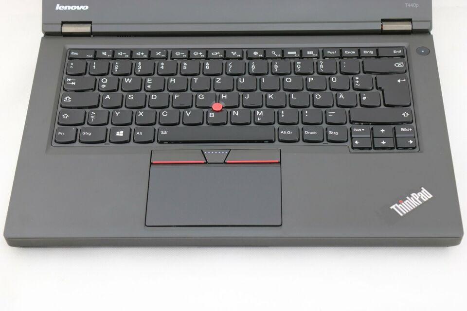 Lenovo Thinkpad T440p - i7-4940MX 4x3,10GHz,16GB,1TB SSD,RW,FHD in Westoverledingen