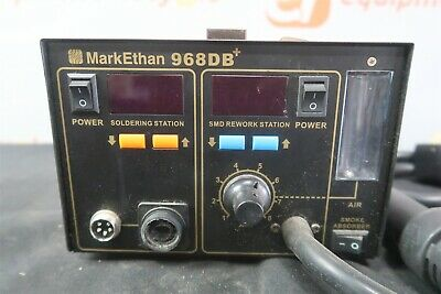 Markethan 968db 4 In 1 Digital Soldering Station Rework Hot Air Gun