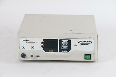 Stryker Endoscopy Serfas Console-115 278-100-000 Rf Radio Frequency Generator