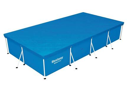Bestway Pool Cover fits swimming pool 400x211cm(157x83in) * 58107