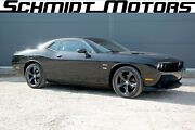 Dodge Challenger R/T 100th Anniversary Edition Black