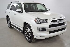 2017 Toyota 4Runner Limited GPS*Cuir*Toit*Camera Recul 7 Passage