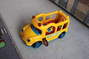 Fisher Price Little People School Bus Hoppers Crossing Wyndham Area Preview