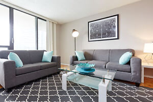 1 bedroom FURNISHED suite YONGE & SHEPPARD.  Internet included!