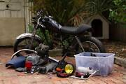 Yamaha SR 250 Project Bike Fitzroy North Yarra Area Preview
