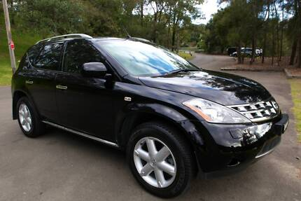2008 Nissan Murano Wagon Crows Nest North Sydney Area Preview