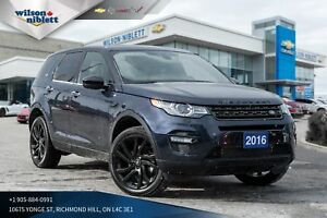 2016 Land Rover Discovery Sport HSE LUXURY | NAVIGATION | WIN...