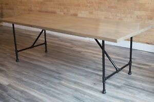6-8' Extending Dining Table