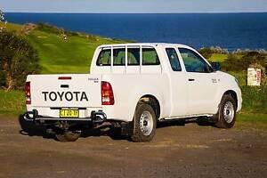 2010 Toyota Hilux SR Extra Cab - Automatic/2WD Gerroa Kiama Area Preview