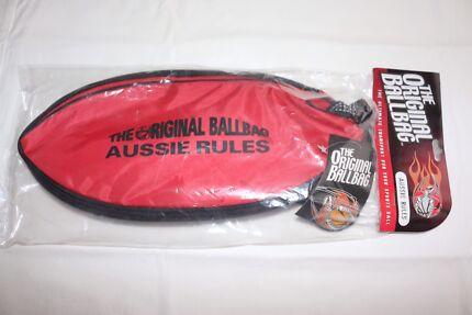 THE ORIGINAL BALL BAG - AFL