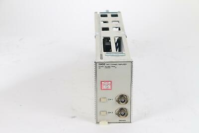 Tektronix 11a52 Two Channel Amplifier Plug-in