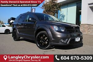 2014 Dodge Journey SXT *LOCAL BC CAR* LOW KMS*DEALER INSPECTED*