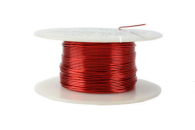 Temco Magnet Wire 22 Awg Gauge Enameled Copper 4oz 155c 125ft Coil Winding