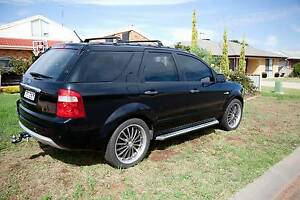 2007 Ford Territory Ghia AWD 7 seater Finley Berrigan Area Preview