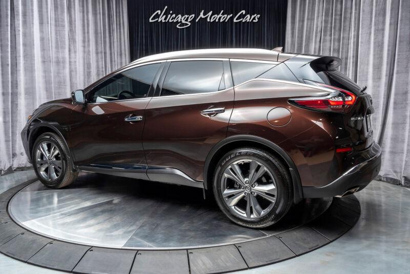 Image 3 Voiture Asiatique d'occasion Nissan Murano 2019