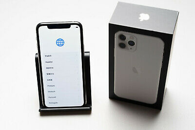 Apple iPhone 11 Pro - 64GB - Silver (Unlocked) A2160 (CDMA + GSM)