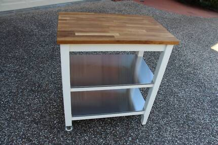 IKEA Stenstorp Kitchen Trolley - Excellent Condition Murrumba Downs Pine Rivers Area Preview