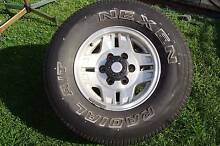 Toyota Surf 4x4 spare wheels Braybrook Maribyrnong Area Preview