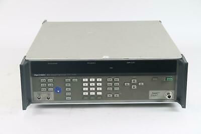 Giga-tronics 6062a Synthesized Rf Signal Generator- Fair Condition