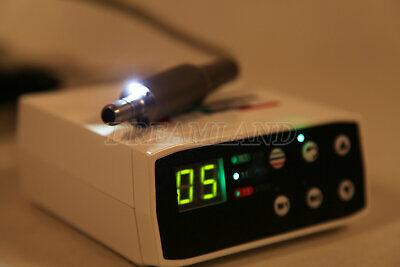 Dental Nsk Style Led Fiber Brushless Electric Micro Motor Internal E-type Usa-z