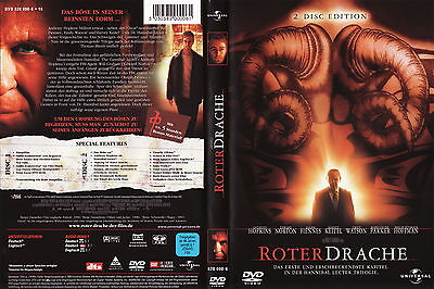 Roter Drache - DDVD - Film - Video - 2 Disc Edition - 2003 - Neuwertig !