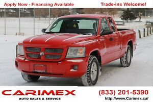 2008 Dodge Dakota ST ONLY 99K | V6 | CERTIFIED