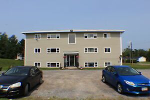 Bright and Spacious 2 Bedroom Apartment~Rothesay