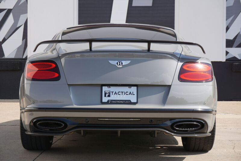 Image 12 Voiture Européenne d'occasion Bentley Continental 2017