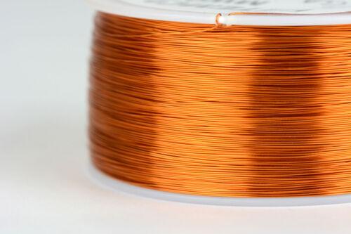 TEMCo Magnet Wire 29 AWG Gauge Enameled Copper 200C 1lb 2465ft Coil Winding