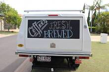 2007 toyota hilux mobile coffee van Helensvale Gold Coast North Preview