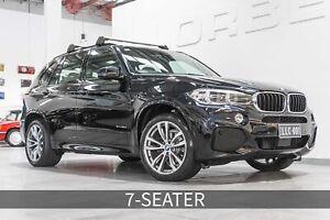 2016 BMW X5 F15 MY16 xDrive30d Carbon Black 8 Speed Automatic Wagon Port Melbourne Port Phillip Preview