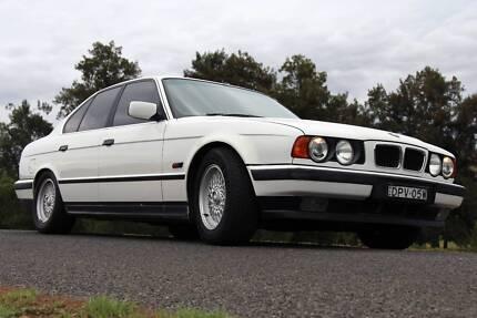 BMW 525i E34 1996 sedan, auto, sedan