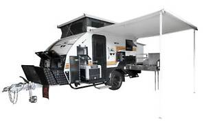 Upgraded  12ft Off Road Hybrid Caravan, Prime Package Wingfield Port Adelaide Area Preview