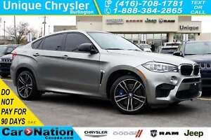 2017 BMW X6 M PREMIUM| MULTIFUNCTION SEATS| PARK DISTANCE