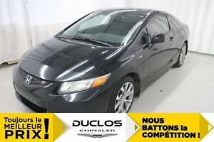2012 Honda Civic Si*TOIT*BANCS CHAUFF*BLUETOOTH*