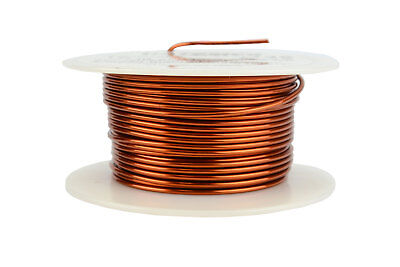 Temco Magnet Wire 16 Awg Gauge Enameled Copper 8oz 62ft 200c Coil Winding