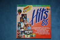 Hits 85 - 30 Original Super-Hits, 2 LP, Vinyl, 1985 Berlin - Charlottenburg Vorschau