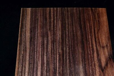 East Indian Rosewood Wood Veneer Sheets 6 X 46 Inches142nd E8315-17