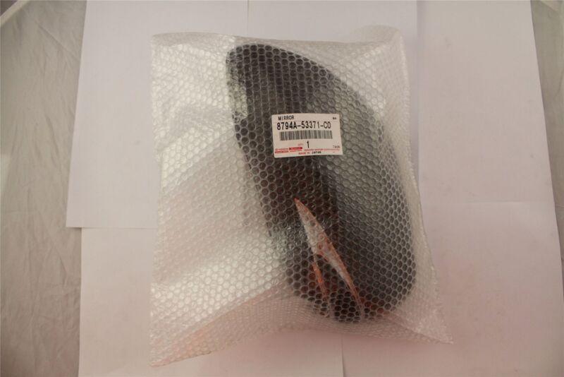 Genuine Lexus IS250/220D Left LH Mirror Cover Black 212 (2012-2013) 8794A53371C0