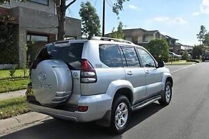 2007 Toyota LandCruiser Wagon Kellyville Ridge Blacktown Area Preview