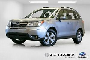 2015 Subaru Forester 2.5i Touring Toit ouvrant Mag Cam.recul